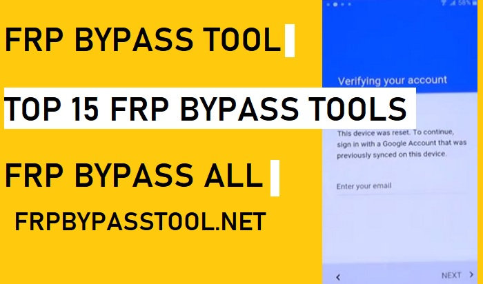 Latest FRP Bypass Tool Download